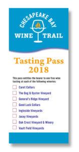 Tasting Pass 2018